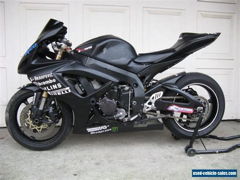 honda 600 bike for sale suzuki gsxr 600 k6 track bike honda yamaha for sale in