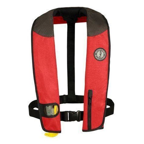 Mustang Automatic Life Jackets by Mustang Inflatable Life Vest Ebay