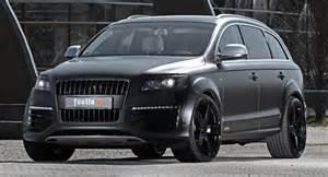 Audi Q7 W12 Audi Q7 V12 Tuning