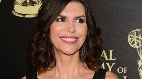 anna devine new hairstyle on gh general hospital s finola hughes talks show s success