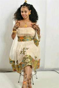Clothing For Sale Traditional Habesha Dress
