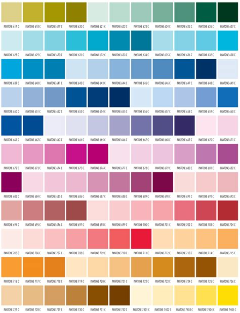 pms chart 25 best pms color chart ideas on pantone color chart ayucar