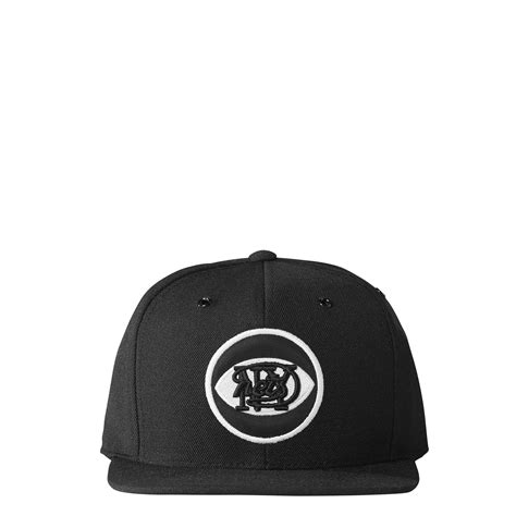 Adidas Crown adidas black white hi crown ny nets logo fitted s
