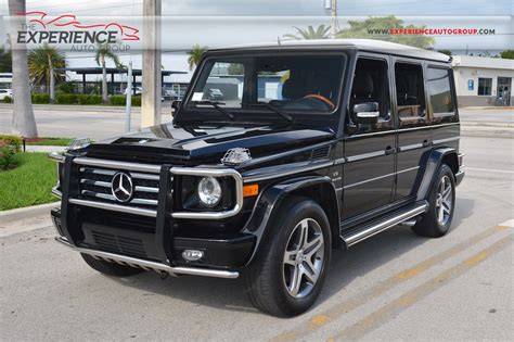 Used Mercedes Jeep Sale Used 2010 Mercedes G55 Amg For Sale Fort Lauderdale Fl