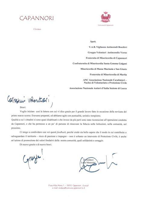 lettere ringraziamento lettera di ringraziamento jose mulinohouse co