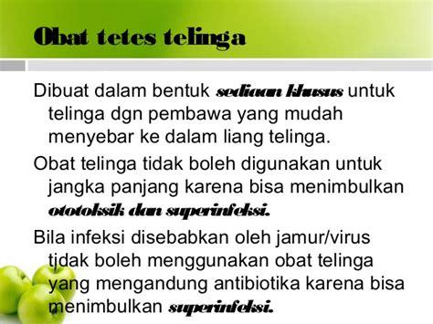 Obat Tetes Telinga H202 Farmako Tht