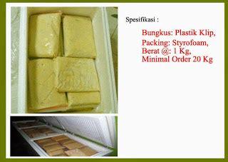 Daging Durian Mix Asli Medan 1kg maidaniipancakedurian distributor resmi pancake durian