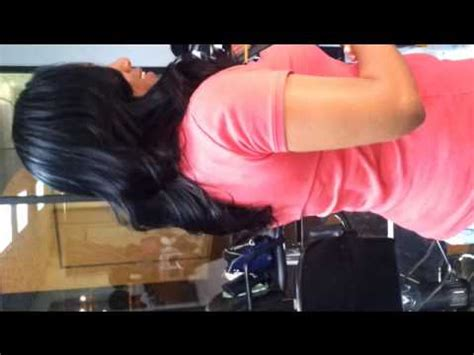 kiva the hair diva pictures sew in weaves with kiva the hair diva youtube