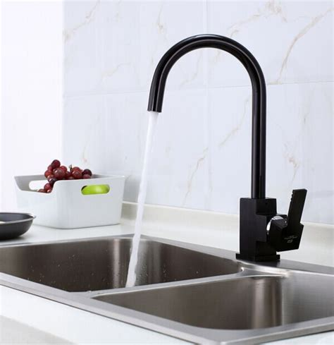 black kitchen faucet all in one installation manuals