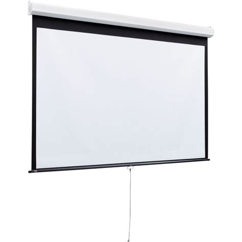 Ceiling Projector Screen by Printer