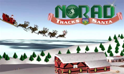 Norad Santa Tracker Phone Number Norad Tracks Santa Breaks Records With One Million