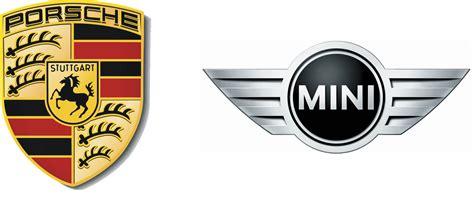 porsche usa logo mini vs porsche sの対決 結果は ポルシェの勝ち mini porsche き