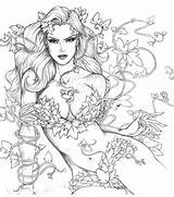 Poison Ivy (DC Comics) by ThisIsForReal on DeviantArt