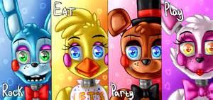 Freddy s fun toy freddy freddy s 1 2 3 4 nights freddy s freddy s