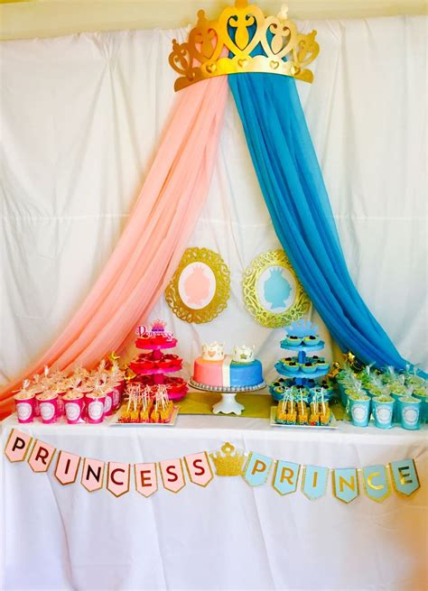 Baby Shower Gender Reveal Themes by 25 Best Ideas About Gender Reveal Themes On
