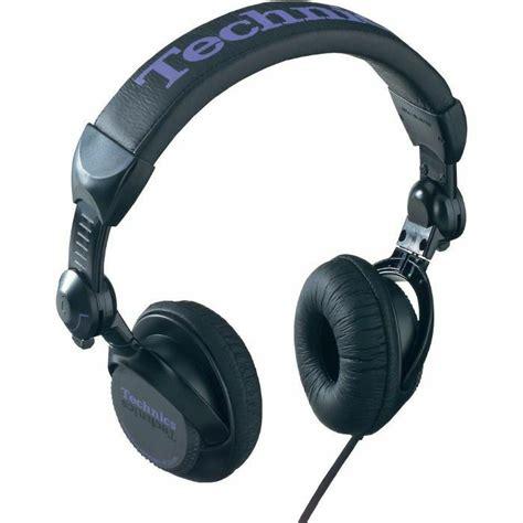 Headphone Technic technics technics rpdj1200 headphones black purple vinyl at juno records