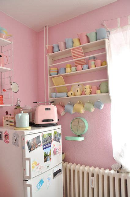 Pastel Kitchen Ideas 1000 Ideas About Pastel Kitchen On Pinterest Countertop
