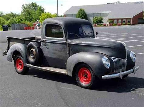 ford up truck for sale 1940 ford for sale classiccars cc 993278