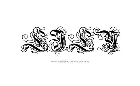name lily tattoo designs name designs