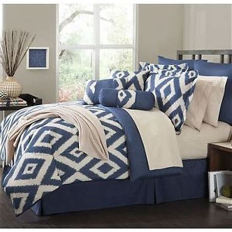 navy blue and grey bedding guest rooms blue comforter and comforter on pinterest