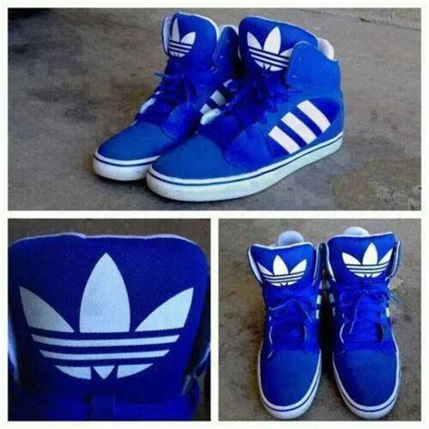 royal blue sneakers shoes royal blue adidas shoes wheretoget