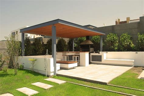 imagenes de jardines y quinchos elige el quincho perfecto para el 18 ideas construcci 243 n casa