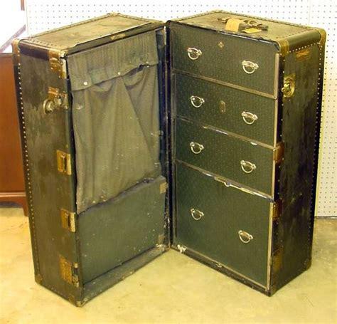 luggage trunks vintage hartman steamer trunk luggage pinterest
