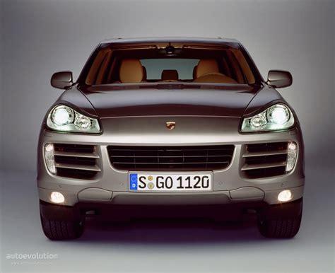 Porsche 7 Sitzer by Porsche Cayenne 957 Specs 2007 2008 2009 Autoevolution