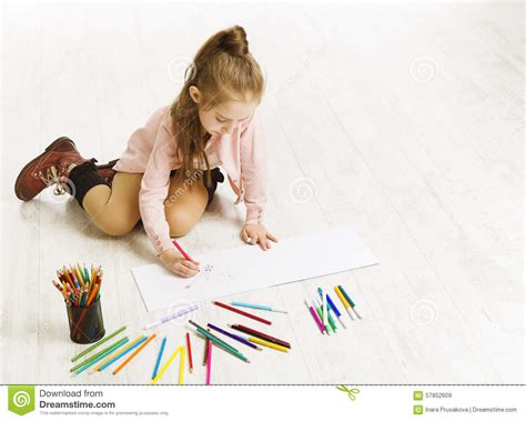 children s painting free kid drawing color pencils artistic child education