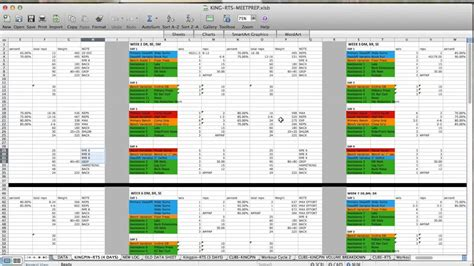 Kingpin Rts Program Explanation Youtube Renaissance Periodization Template Excel