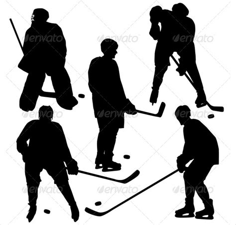 hockey icons png eps svg format design trends premium psd vector downloads
