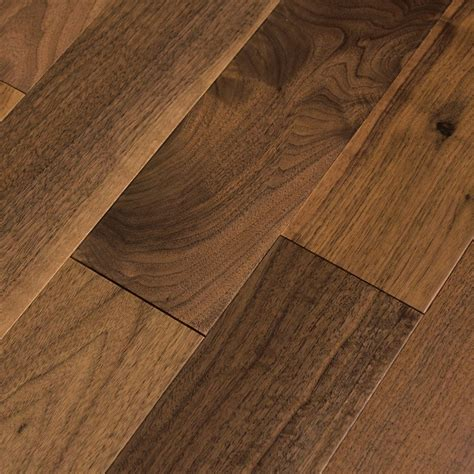 Classic Wood Flooring by Classic Black Walnut Lacquered Engineered Wood Flooring