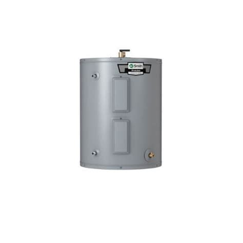 10 gallon electric water heater ao smith pnl 36 ao smith pnl 36 36 gallon proline lowboy