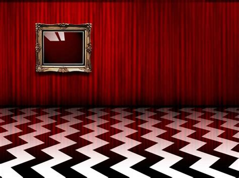 Room Peaks by David Lynch Set Design Peaks Scenography