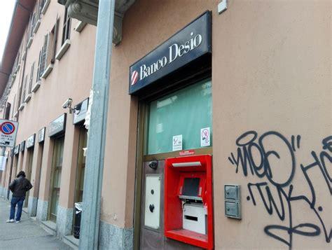 banco desio seregno monza assalto al quot banco di desio quot giornale di monza