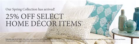 home decor stores canada online 25 select home decor items from chapters indigo