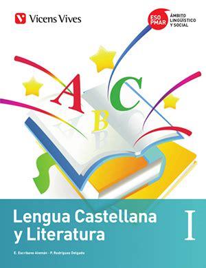 libro lengua y literatura 2 17 pmar lengua y literatura isbn 9788468242903 imosver