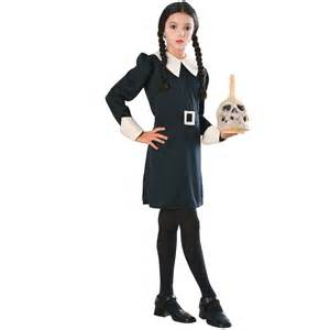 Mary Poppins Halloween Costume Child Addams Family Wednesday Child Costume Buycostumes