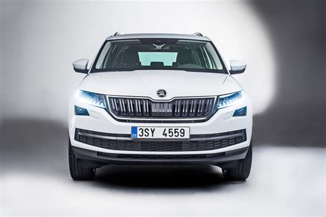 kodiaq un nouveau suv 224 7 places made by skoda fleet