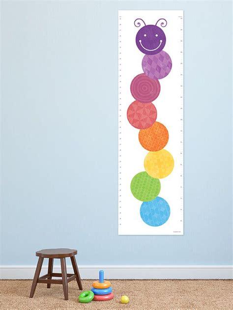 caterpillar height chart growth chart for the modern