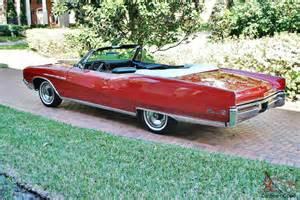 68 Buick Electra Really Beautiful 68 Buick Electra 225 Convertible As