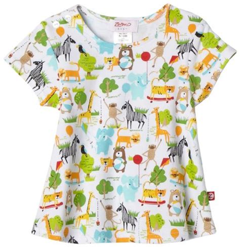 swing for 6 12 months inexpensivezutano print swing tee what a zoo 12 months