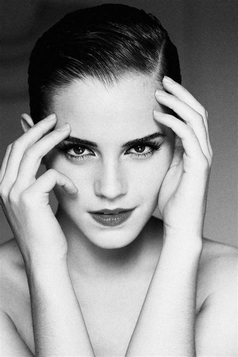 emma watson portrait 65 best women b w celebrities emma watson images on