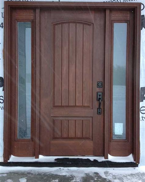 Residential Exterior Door Residential Exterior Doors Residential Installations Section Standard And Custom Residential