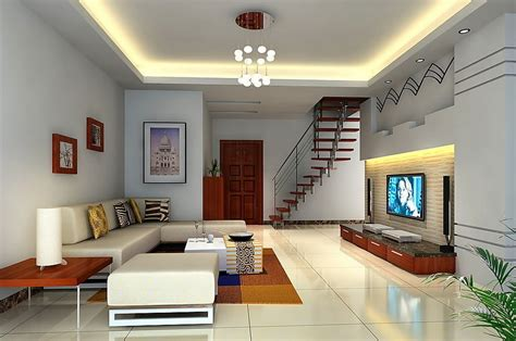 light design in living room ceiling 3d house