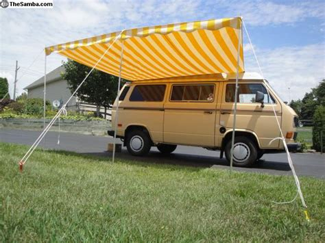 vw awnings thesamba com vw classifieds awning for westfalia