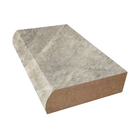 Countertop Sheet Laminate - bullnose edge formica countertop trim soapstone sequoia
