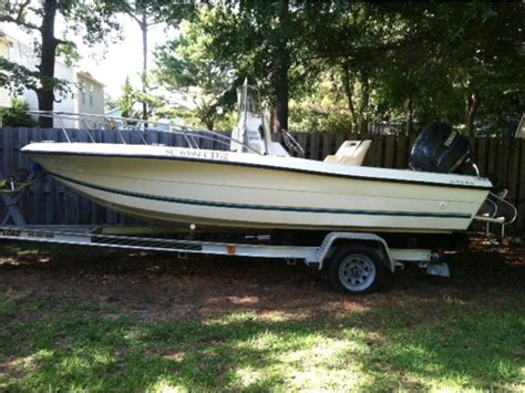 century bay boats reviews 2000 sea pro 18 center console powerboat for sale in south