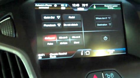 ford focus navigation sd card fault gps useless youtube