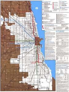 Chicago Line Map by Looking For Some Info On Mystery L Tracks Chicago